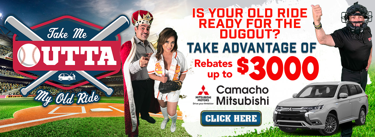 Tax Refund Sales Event only at Camacho Auto Sales Spring 2019