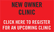 New Owner Clinic