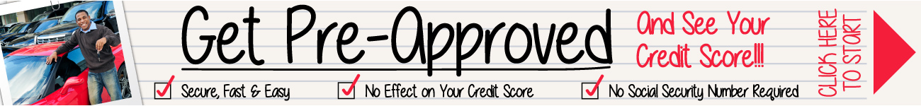 Get Pre-Approved for an Auto Loan and See Your Credit Score
